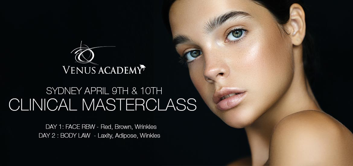 Venus Concept Clinical Masterclass